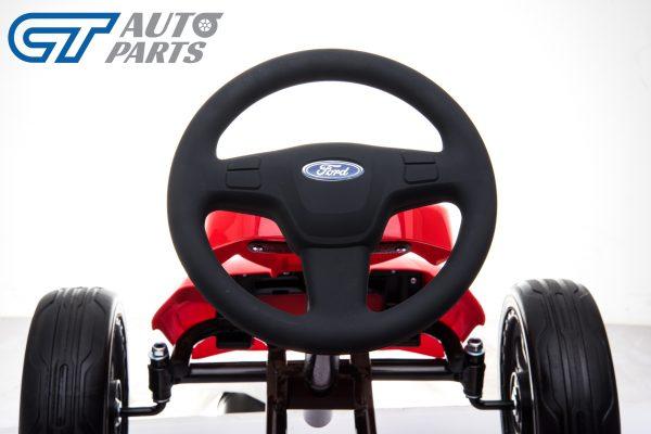 Ford Ranger Kids GO KART Racing Car Ride on Toy Car Children Bike Red-12486