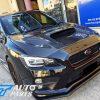 VARIS ARISING II Style Carbon Fibre Bonnet / Hood for 15-19 Subaru WRX STI VA-13316