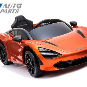 Licensed Mclaren 720S 12 Volt Painted Azores Orange Parent Remote Ride On CAR-0