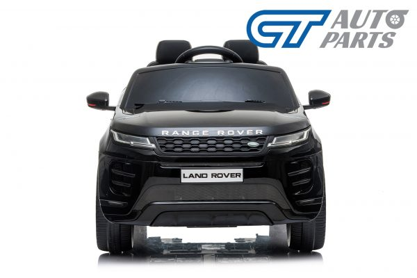 Official Licensed Land Rover Range Rover Evoque Ride On Car for Kids 2 Seats Black -14336