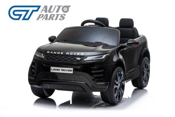 Official Licensed Land Rover Range Rover Evoque Ride On Car for Kids 2 Seats Black -14337