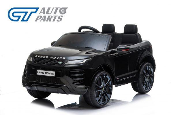Official Licensed Land Rover Range Rover Evoque Ride On Car for Kids 2 Seats Black -14339