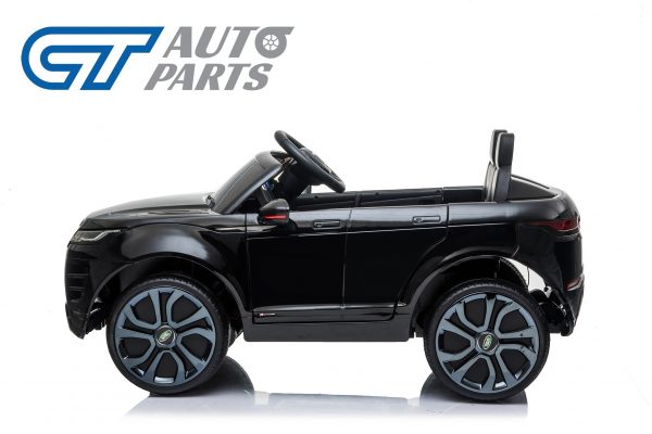 Official Licensed Land Rover Range Rover Evoque Ride On Car for Kids 2 Seats Black -14341