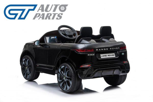 Official Licensed Land Rover Range Rover Evoque Ride On Car for Kids 2 Seats Black -14340