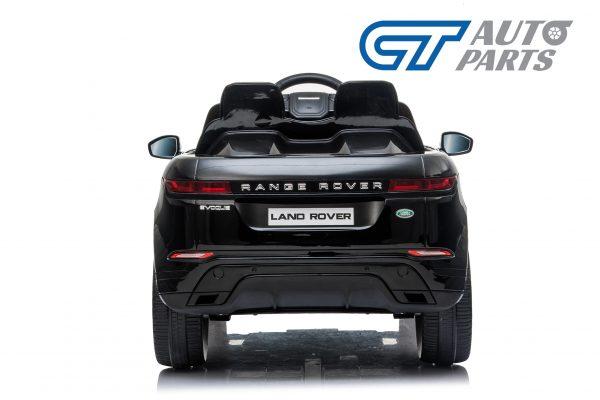 Official Licensed Land Rover Range Rover Evoque Ride On Car for Kids 2 Seats Black -14342