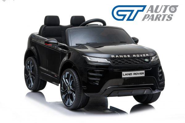 Official Licensed Land Rover Range Rover Evoque Ride On Car for Kids 2 Seats Black -14343