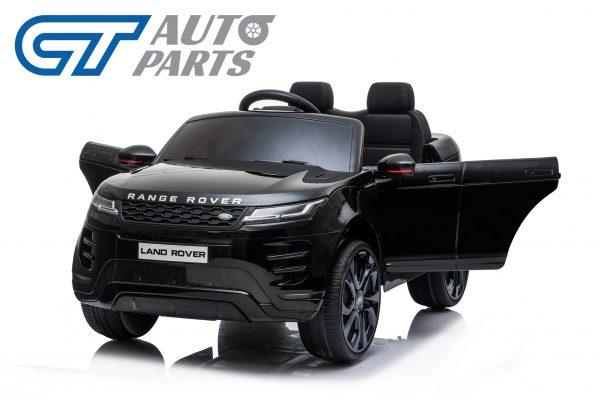 Official Licensed Land Rover Range Rover Evoque Ride On Car for Kids 2 Seats Black -14344