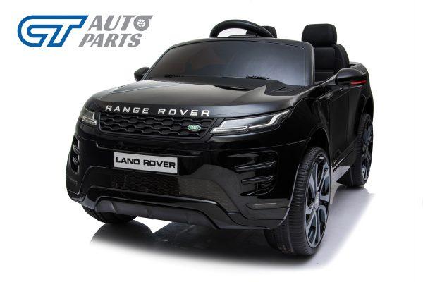 Official Licensed Land Rover Range Rover Evoque Ride On Car for Kids 2 Seats Black -14347