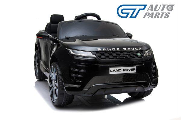 Official Licensed Land Rover Range Rover Evoque Ride On Car for Kids 2 Seats Black -14349