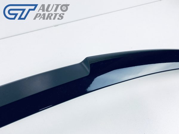 M4 M-Performance Style ABS Plastic Gloss Black Trunk Spoiler for 2014-2018 BMW M4 F82 Coupe -14397