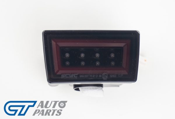 Black Edition (3in1) V2 F1 Rear Brake/Fog Light for 15-20 Subaru WRX / STI-15079